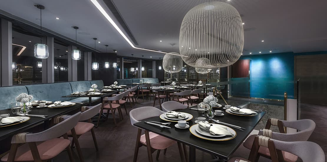 Dining - The Refinery